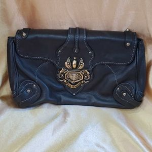 Juicy Couture 52002 leather clutch #953